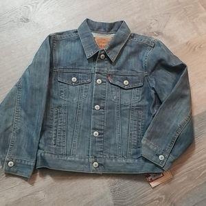 Boy's Levi's denim jacket